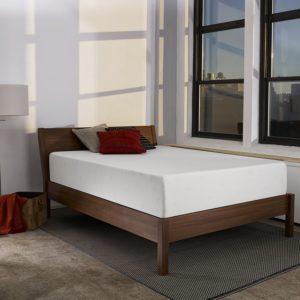 Sleep Innovations Shiloh 12-inch Memory Foam best mattress for heavy people
