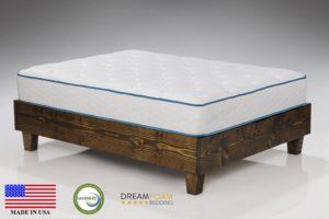 Dreamfoam Bedding Arctic Dreams 10-Inch