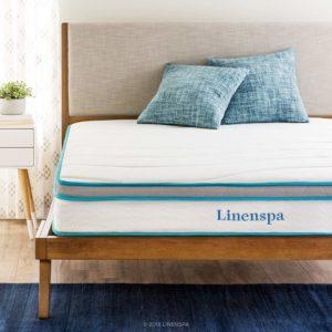 LINENSPA 8 Inch