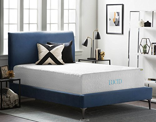 Lucid Mattress Review and 5 Best Sellers Comparison