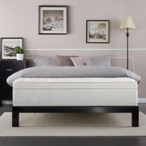 Night Therapy Spring Deluxe Euro Box Top Spring Mattress