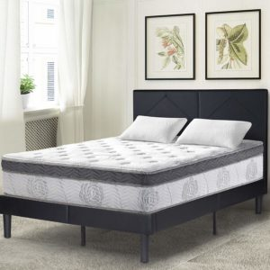 Best Euro Top Mattress Reviews [Top 5 Comparison]
