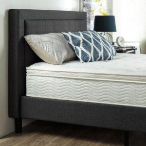 Zinus Ultima Comfort 12 Inch Euro top mattress