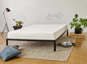 Pure green latex mattress