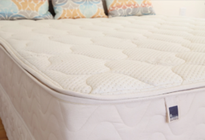 SPINDLE Natural Latex Mattress. 10