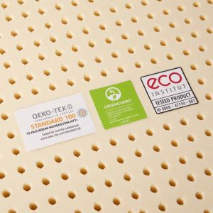 Pure Organic Latex Mattress Topper Queen