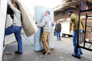 donate mattress